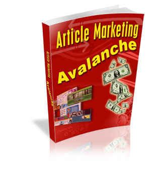 Article Marketing PLR